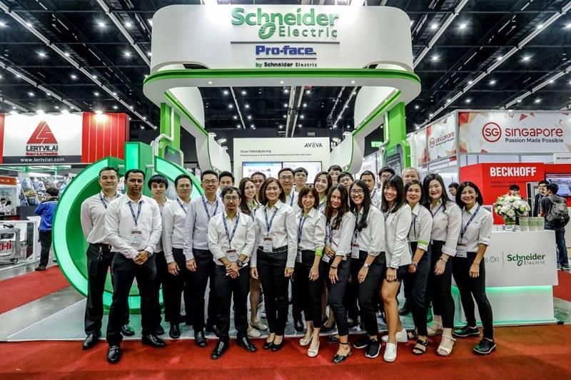 ชไนเดอร์ อิเล็คทริค ยกทัพโซลูชั่น EcoStruxure™ ปฏิวัติวงการอุตสาหกรรมรับยุคดิจิทัล