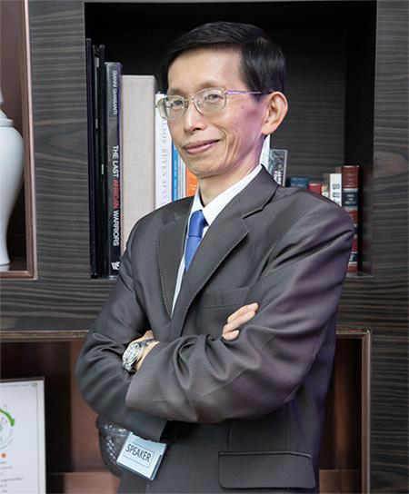 Mr.Shee-chien, Lei