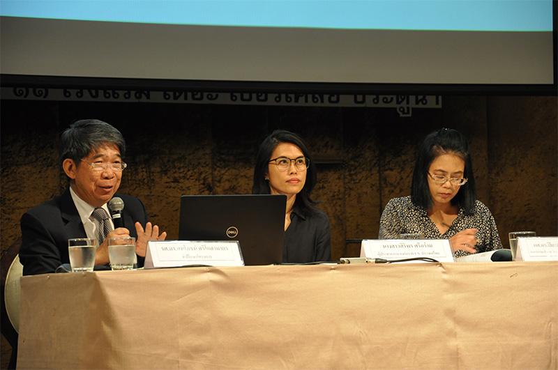 ศิริพร ศรีอร่าม ผู้ประสานงานองค์กรระหว่างประเทศเพื่อการอนุรักษ์ธรรมชาติ IUCN ประเทศไทย