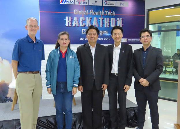 Global HealthTech Hackathon Challenges 2019