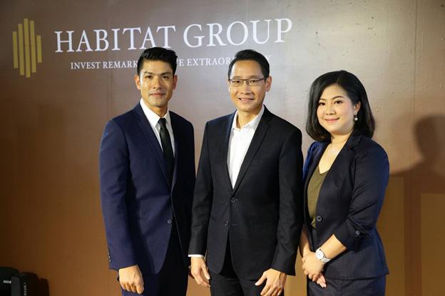 """ฮาบิแทท ชู 4 กลยุทธ์เสริมแกร่งธุรกิจ ภายใต้วิสัยทัศน์ก้าวสู่ """"The Creator of Lifestyle Investment"""" รับภาวะตลาดแข่งขันอย่างดุเดือด"""