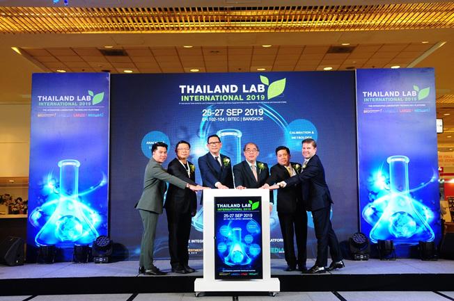 งาน Thailand LAB INTERNATIONAL 2019