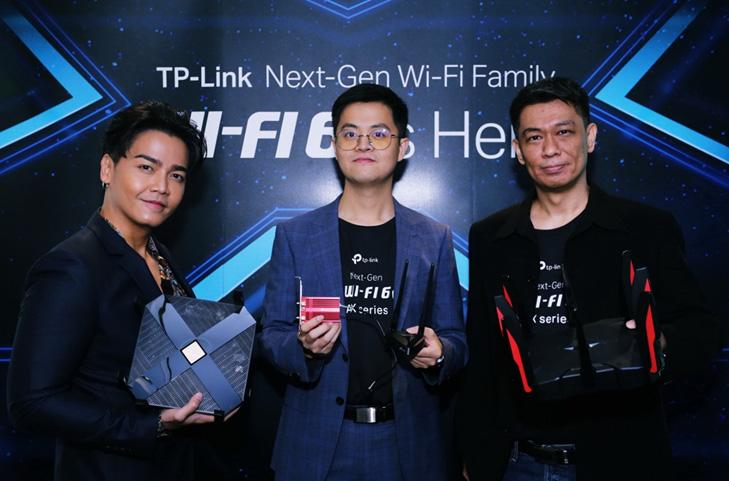 ทีพี-ลิงค์ เปิดตัว Wi-Fi6 AX Series 4 รุ่น และ Router Ax series