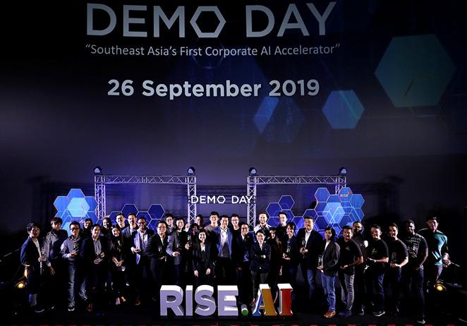 RISE ผนึกกำลังพันธมิตรองค์กรธุรกิจชั้นนำ จัด RISE. AI Demo Day โชว์ผลงาน 30 สตาร์ทอัพระดับโลก ตอบโจทย์การใช้ AI ในองค์กร