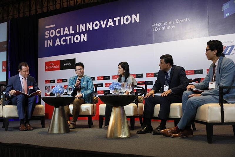 ดิ อีโคโนมิสต์ อีเวนท์ส จัดงานปฏิบัติการนวัตกรรมเพื่อสังคม 2019 หารืออนาคตของนวัตกรรมเพื่อสังคมในเอเชีย