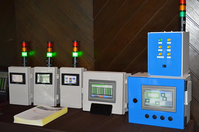 คอมพิวเตอร์ควบคุมการทำงานหุ่นยนต์ Quicktron