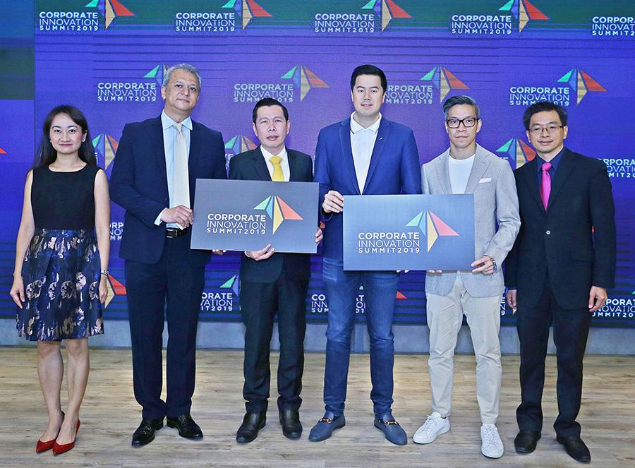 "RISE ดึง CEO -นวัตกรระดับโลกแลกเปลี่ยนมุมมองในงาน ""Corporate Innovation Summit 2019 – Asia's First Experiential Conference"" ครั้งยิ่งใหญ่ 28-29 มี.ค.นี้"