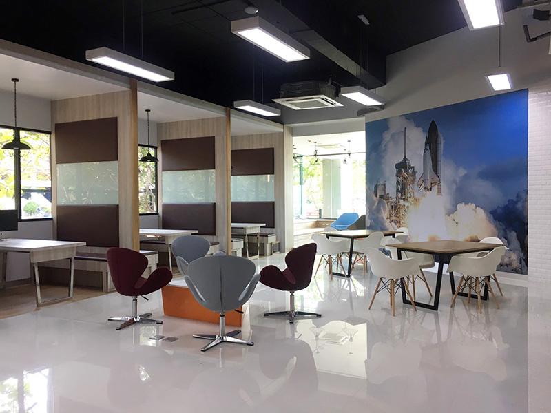 Innogineer Studio เปิดโอกาสให้ทุกคนสามารถเข้ามาทำโปรเจ็กต์ต่าง ๆ และสร้างชิ้นงานจากความคิดสร้างสรรค์