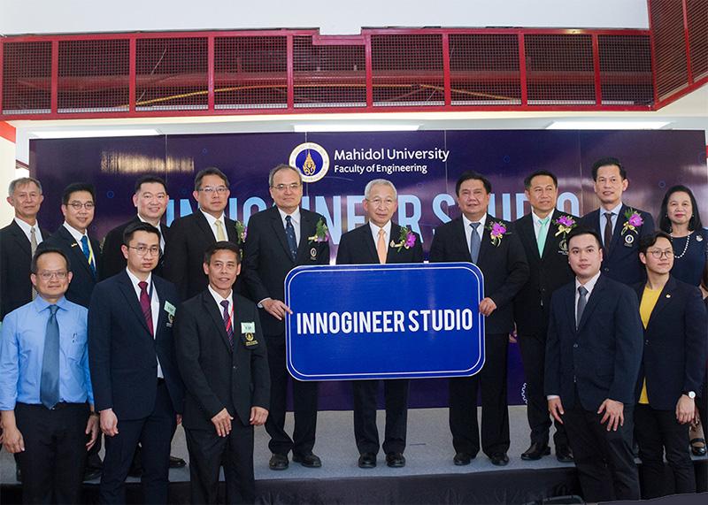พิธีเปิด Innogineer Studio ศูนย์เมคเกอร์สเปซอัจฉริยะที่ทันสมัยที่สุดในไทย