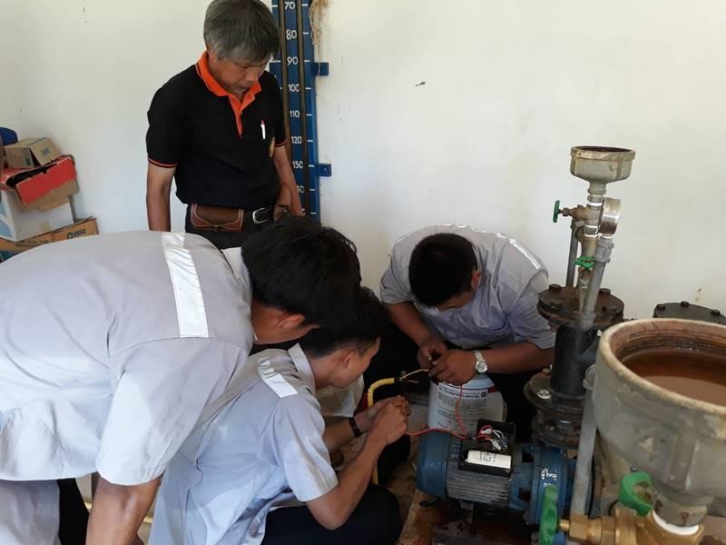 อีสท์ วอเตอร์ สานต่อโครงการบำรุงรักษาระบบประปาชุมชน จับมืออาชีวศึกษาภาคตะวันออก สู่ชุมชนมีคุณภาพชีวิตที่ดีด้านน้ำ