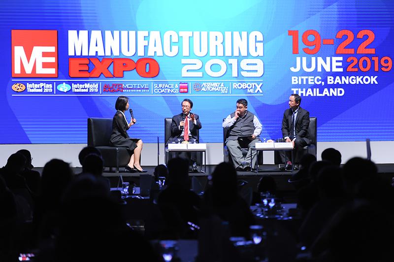 ครบ จบ ในงานเดียว Manufacturing Expo 2019 ระหว่าง วันที่ 19 – 22 มิถุนายนนี้