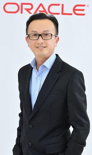 ผู้นำธุรกิจคลาวด์แพลตฟอร์ม บริษัท ออราเคิล คอร์ปอเรชั่น (ประเทศไทย) จำกัด