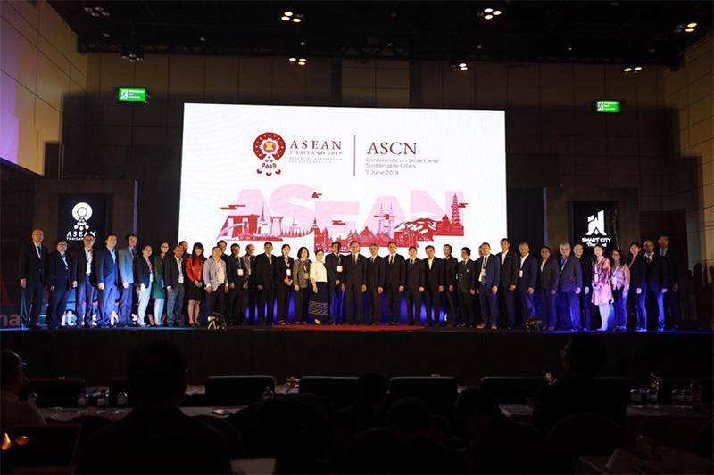 ดีอี จับมือคมนาคม และพลังงาน จัด ASEAN Smart Cities Network (ASCN) Roundtable Meeting ดึง 26 เมืองชั้นนำใน 10 ประเทศ มุ่งพัฒนาเมืองอัจฉริยะอย่างยั่งยืน