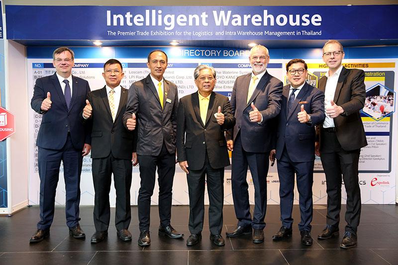"""Intelligent Warehouse 2019"" งานนิทรรศการด้าน ""อินทราโลจิสติกส์"" ที่ใหญ่ที่สุดในเอเชียตะวันออกเฉียงใต้ จัดโดย เอ็กซ์โปลิงค์ฯ"