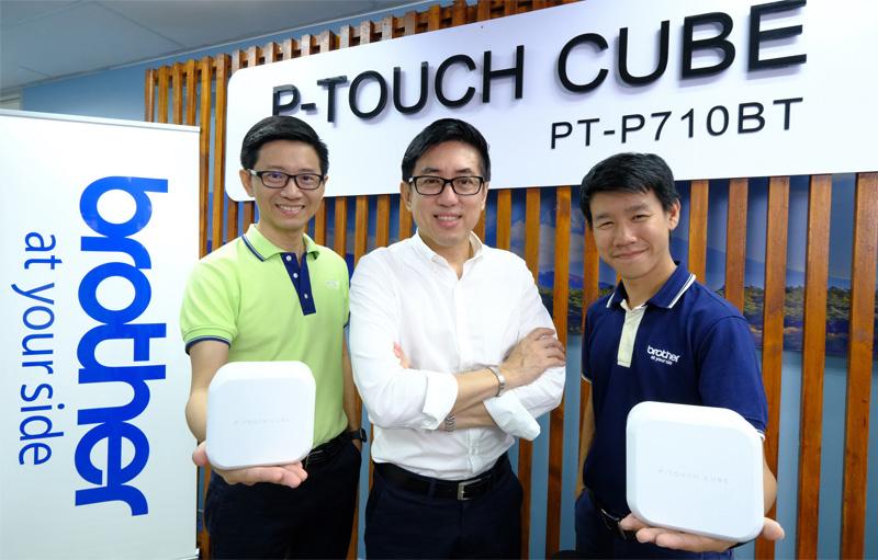 บราเดอร์ ส่งเครื่องพิมพ์ฉลากพี-ทัช คิวบ์ รุ่น PT-P710BT รุกตลาด SME - ผู้ชื่นชอบงาน DIY เพิ่มมูลค่าให้สินค้า