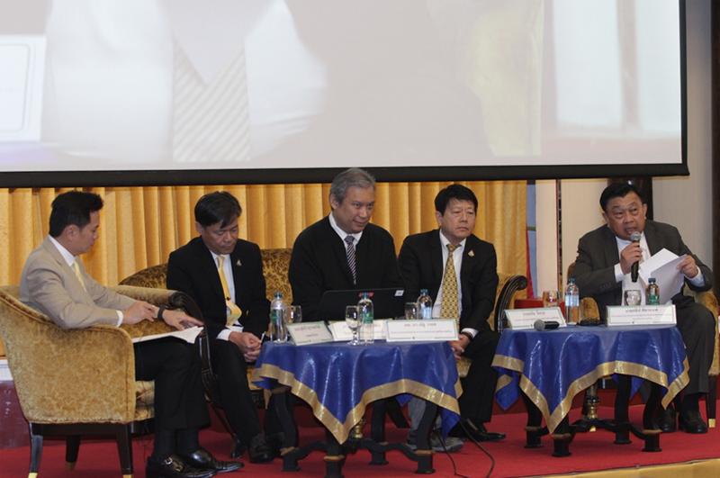 เวทีแลกเปลี่ยนแนวทางการปฏิรูปวิศวกรไทย