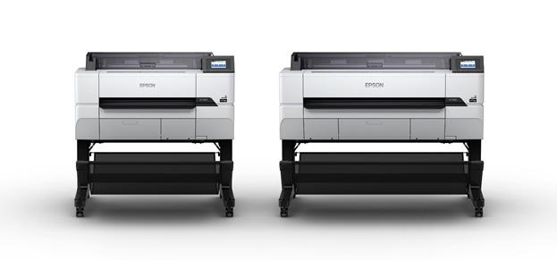 เครื่องพิมพ์ Epson SureColor SC-T5430 และ SC-T3430