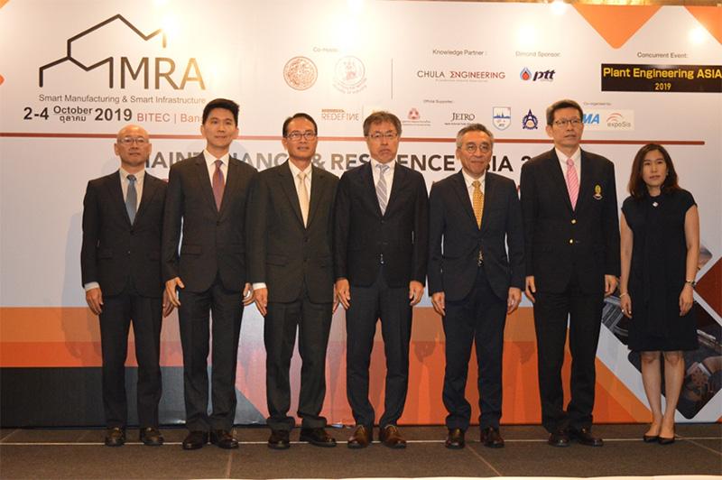 งาน MRA 2019 ชูแนวคิด Smart Manufacturing & Smart Infrastructure ยกระดับภาคการผลิตและโครงสร้างพื้นฐานของประเทศ