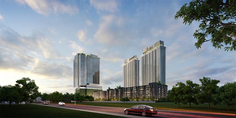 """""""ออริจิ้น"""" รุกระยอง จัดตั้ง """"Origin Smart City Rayong"""" เมืองอัจฉริยะหมื่นล้านใจกลาง EEC"""