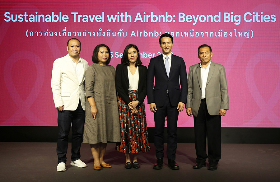 Airbnb เผยแคมเปญโปรโมทบุรีรัมย์ แย้มงานโมโตจีพี 2019 ดันยอดจองห้องพักไตรมาส 3 เติบโต 357%