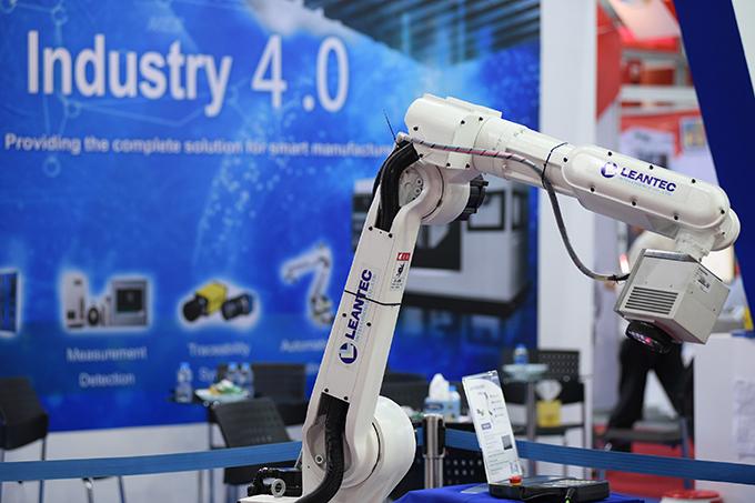 ROBOT X, METALEX 2019, หุ่นยนต์อุตสาหกรรม, เทคโนโลยีหุ่นยนต์, ระบบอัตโนมัติ, อุตสาหกรรมโลหะการ
