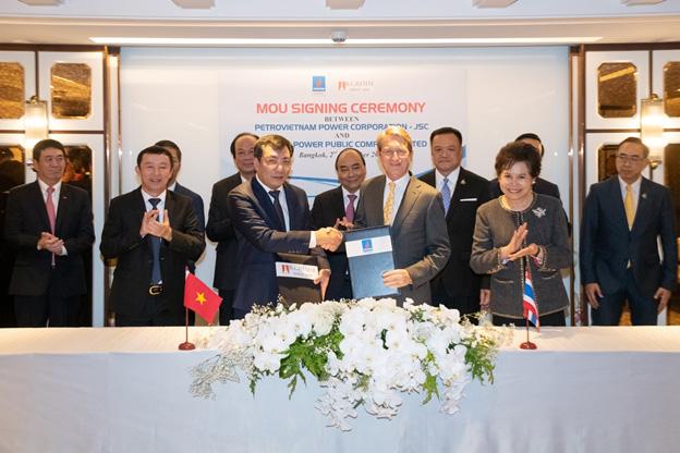 BGRIM จับมือ Petrovietnam Power ศึกษาและพัฒนาสร้างโรงไฟฟ้าขนาด 3,000 เมกะวัตต์ในเวียดนาม