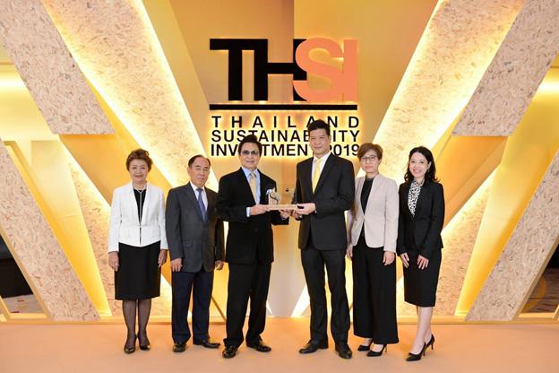 อีสท์ วอเตอร์ รับรางวัลบริษัทหุ้นยั่งยืน เป็นปีที่ 5 พ่วงรางวัล Rising Star Sustainability