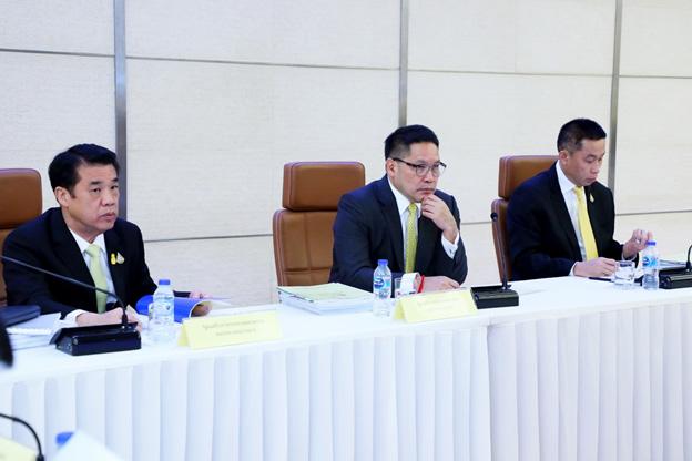 คณะอนุกรรมการบริหารการพัฒนาเขตพัฒนาพิเศษภาคตะวันออก จัดประชุมครั้งที่ 2/2562 เผยความก้าวหน้าการดำเนินงานต่าง ๆ ใน EEC