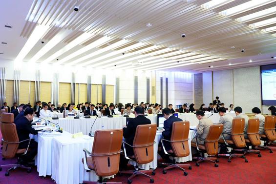 คณะอนุกรรมการบริหารการพัฒนาเขตพัฒนาพิเศษภาคตะวันออก จัดประชุมครั้งที่ 2/2562