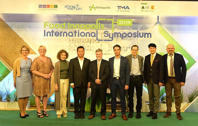 สวทช. จับมือ TMA เปิดประเด็นนวัตกรรมอาหารเพื่อมนุษยชาติ ในงาน Food Innopolis 2019