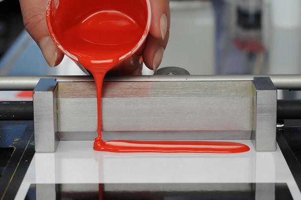 ผลิตภัณฑ์ดีสเพอร์ชั่นโพลียูรีเทนแบบน้ำชนิดพิเศษ