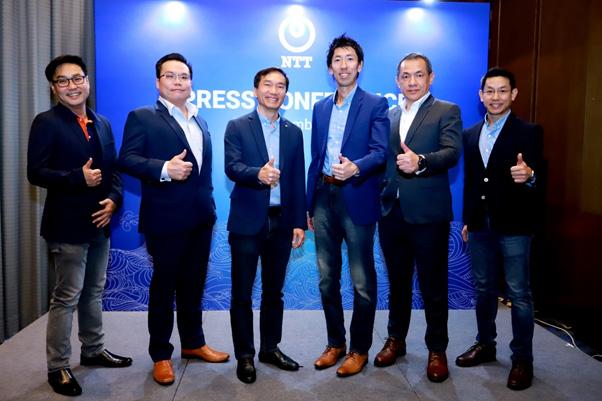 เอ็นทีทีทุ่มงบ 200 ล้านบาท เปิดบริการคลาวด์ในประเทศไทยเต็มรูปแบบ รองรับองค์กรขนาดใหญ่ที่ต้องการคลาวด์ที่มีคุณภาพ - ปลอดภัยสูง