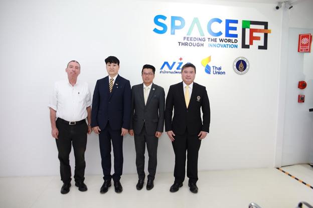 NIA จับมือไทยยูเนี่ยนและม.มหิดล ปั้น 23 ฟู้ดเทคสตาร์ทอัพสู่ระดับ Deep Tech ผ่านโครงการ SPACE-F