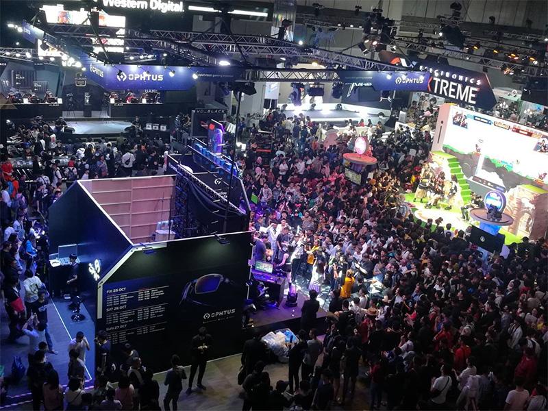 """THAILAND GAME SHOW 2019"" ปลื้มยอดผู้เข้าชมงานเกือบ 140,000 คน เม็ดเงินสะพัดกว่า 180 ล้านบาท"