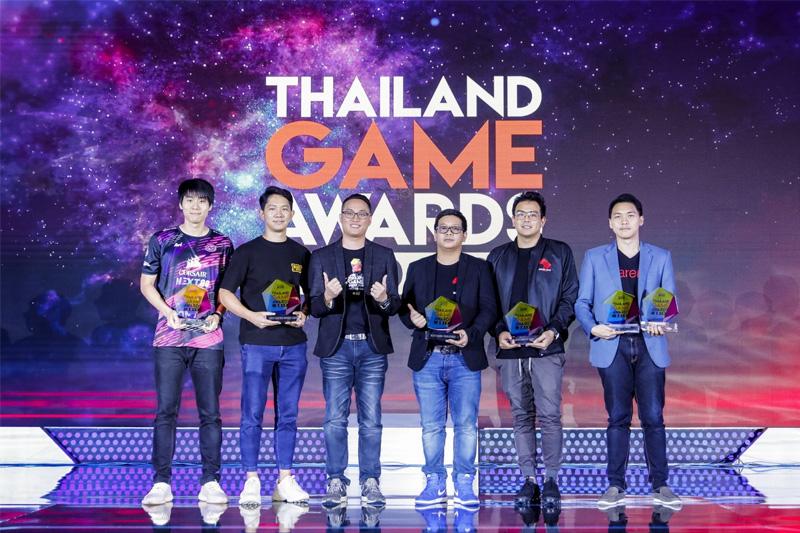 งาน THAILAND GAME SHOW 2019