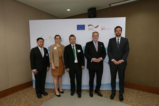 โครงการส่งเสริมการใช้เศรษฐกิจหมุนเวียนเพื่อจัดการปัญหาขยะทะเล