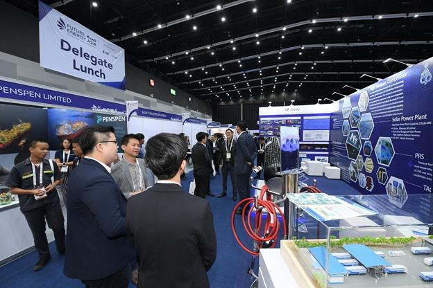 งาน ฟิวเจอร์ เอนเนอร์ยี่ เอเชีย 2020 ผลักดันไทยสู่ 'ศูนย์กลางด้านพลังงานแห่งเอเชีย'