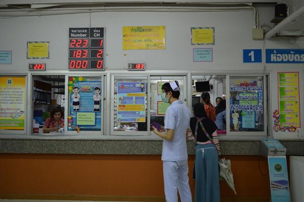 โรงพยาบาลกระบี่