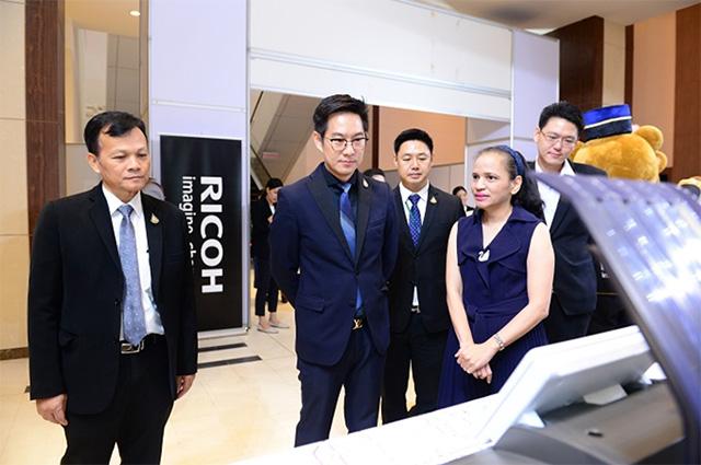 RICOH หนุนการเติบโตของเทคโนโลยีสมัยใหม่ ขับเคลื่อนองค์กรให้ก้าวล้ำ ในงาน November Series