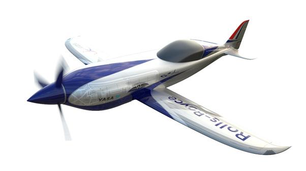 โรลส์-รอยซเตรียมเปิดตัวเครื่องบินพลังงานไฟฟ้าความเร็วสูงสุดลำแรกของโลก ช่วงปลายฤดูใบไม้ผลิ