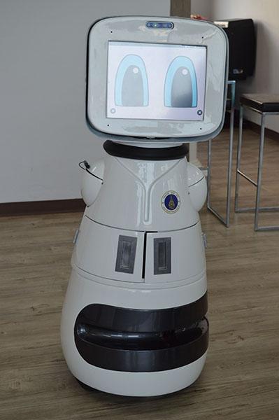 นวัตกรรมหุ่นแพทย์อัจฉริยะ Doctosight