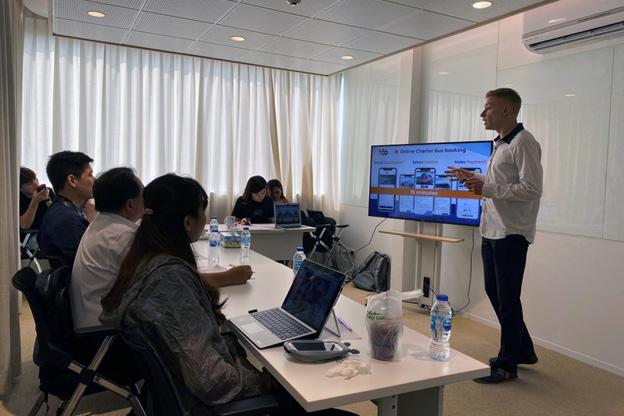 โครงการ Depa Accelerator 2019