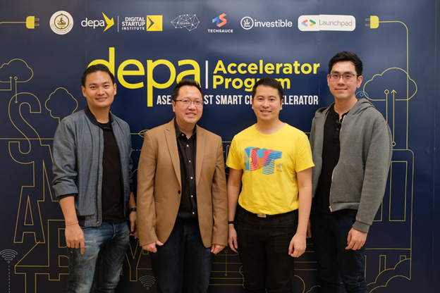 Depa จับมือภาคเอกชน ภาคประชาชน และสตาร์ทอัพ เดินหน้าแก้ปัญหา Smart City