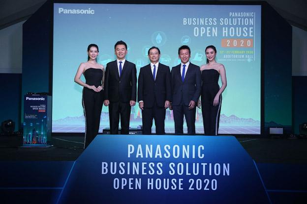 พานาโซนิค ทุ่มกว่า 10 ล้านบาทเปิดบ้านโชว์ System  Solution รุกตลาด B2B ตอบโจทย์ลูกค้า 6 กลุ่มธุรกิจ