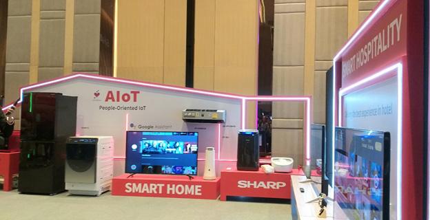 ชาร์ปโชว์ Smart Innovative Solutions เสริมแกร่งธุรกิจยุคดิจิทัล ชูเทคโนโลยี  8K+5G and AIoT เปลี่ยนโลก