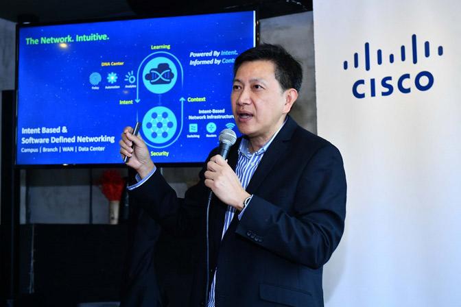ซิสโก้คาดการณ์เทรนด์เทคโนโลยี ปี 2020 พร้อมเผย 6 เทรนด์ขับเคลื่อนองค์กรสู่ดิจิทัล