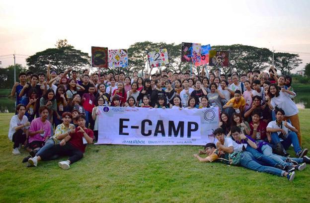 คณะวิศวฯ มหิดล จัดค่ายเยาวชน E-Camp เปิดโลกทัศน์ไฟฟ้าให้เด็ก ม.ต้น