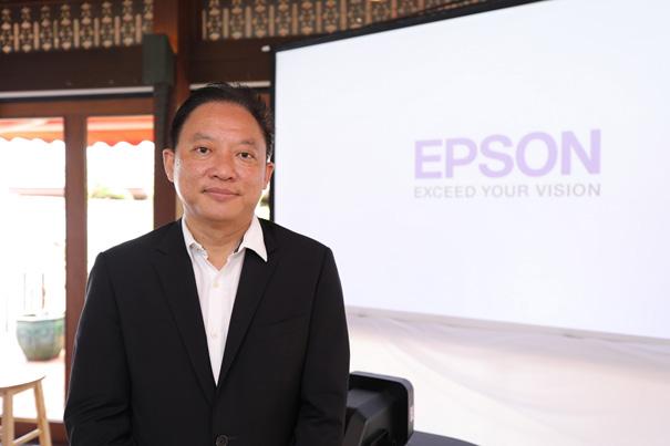 เอปสัน ประเทศไทย วางกลยุทธ์ 'Double LEAD' ครองผู้นำตลาดอิงค์เจ็ทพรินเตอร์ B2B ปี'63 ฉลองครบรอบ 30 ปีในไทย
