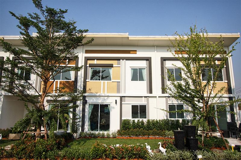 ลลิล ฉีกดีไซน์แบบบ้าน 2020 ให้เป็นบ้านสไตล์ฝรั่งเศส ผสานฟังก์ชั่นกับสถาปัตย์ของ 'เลอ กอร์บูซีเย' สถาปนิกระดับโลก