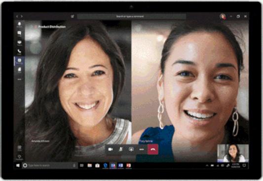 เคล็ดลับ 4 ประการในการทำงานที่บ้าน ด้วยโซลูชั่น Microsoft Teams